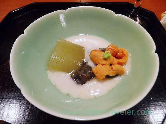 Tsukuneimo and winter melon, Chawanbu (Yotsuya-sanchome)