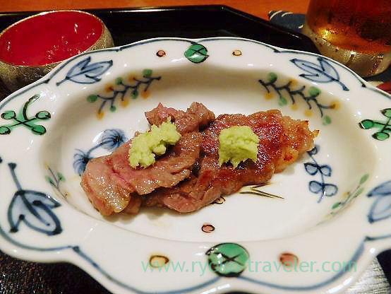 Yamagata A5 rank steak, Chawanbu (Yotsuya-sanchome)