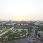 Trip to Uzbekistan 2011 Summer – the 1st day