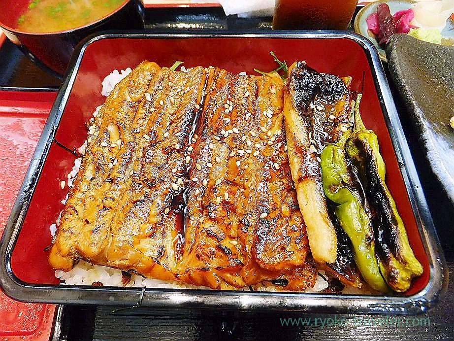Conger eel's Bakashi, Yoshino (Tsukiji)