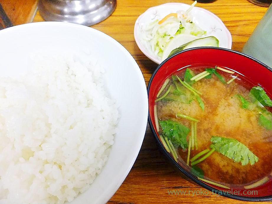 Rice etc, Yachiyo (Tsukiji Market)