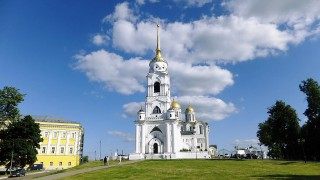 Russia 2012 Summer (6) : Sightseeing in Vladimir