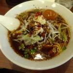 What is Funabashi sauce ramen ?
