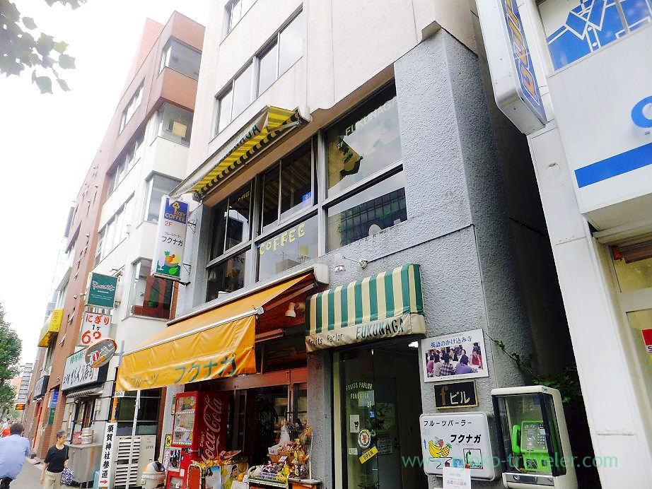 Appearance, Fruits parlor Fukunaga (Yotsuya-sanchome)