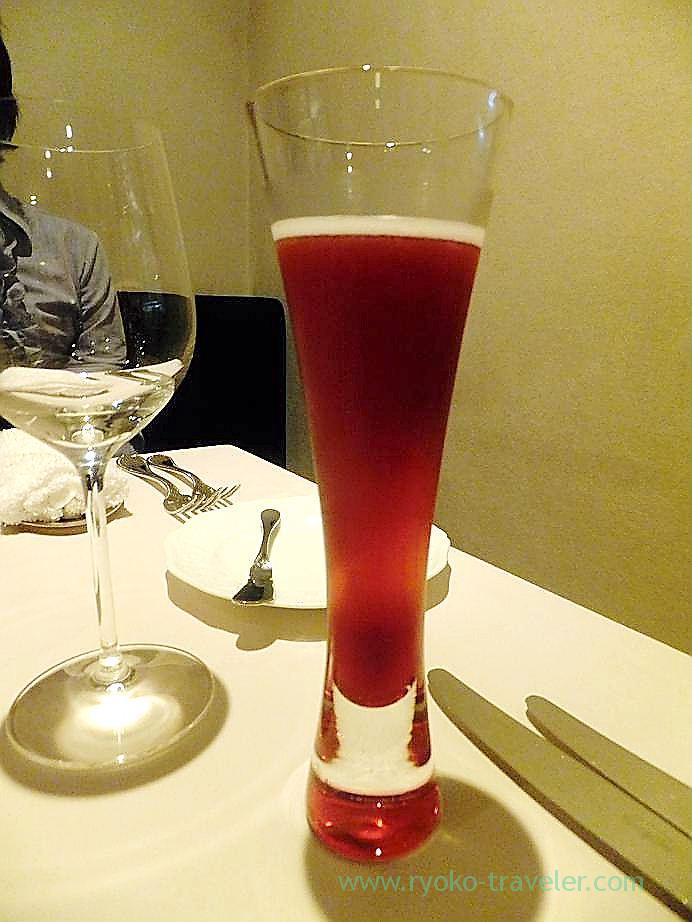 Grape liqueur, Au gout du jour merveille (Nihonbashi)