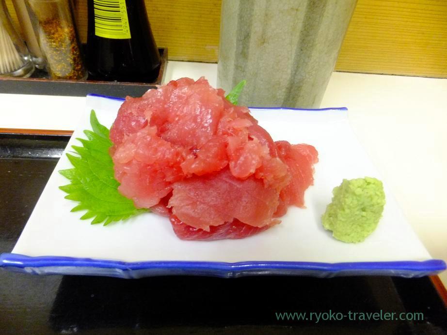 Tuna, Tenfusa (Tsukiji Market)