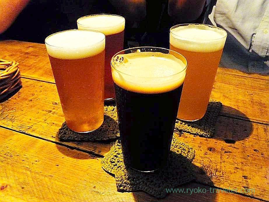 Beer, Rupurin (Ginza)