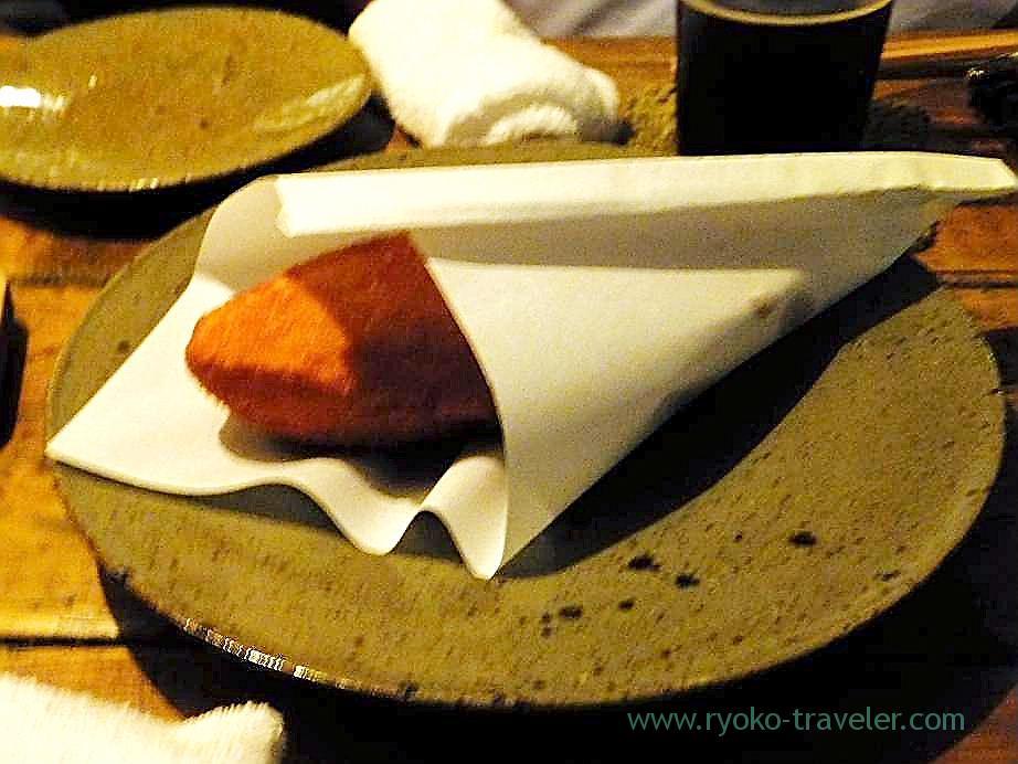Curry bread, Rupurin (Ginza)