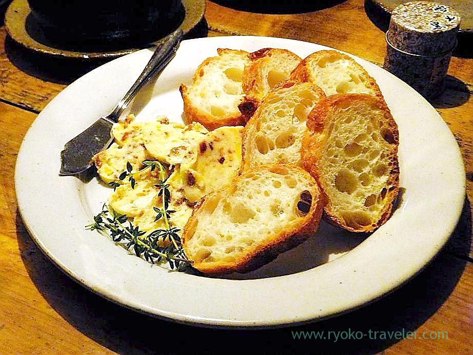 Fig butter, Rupurin (Ginza)