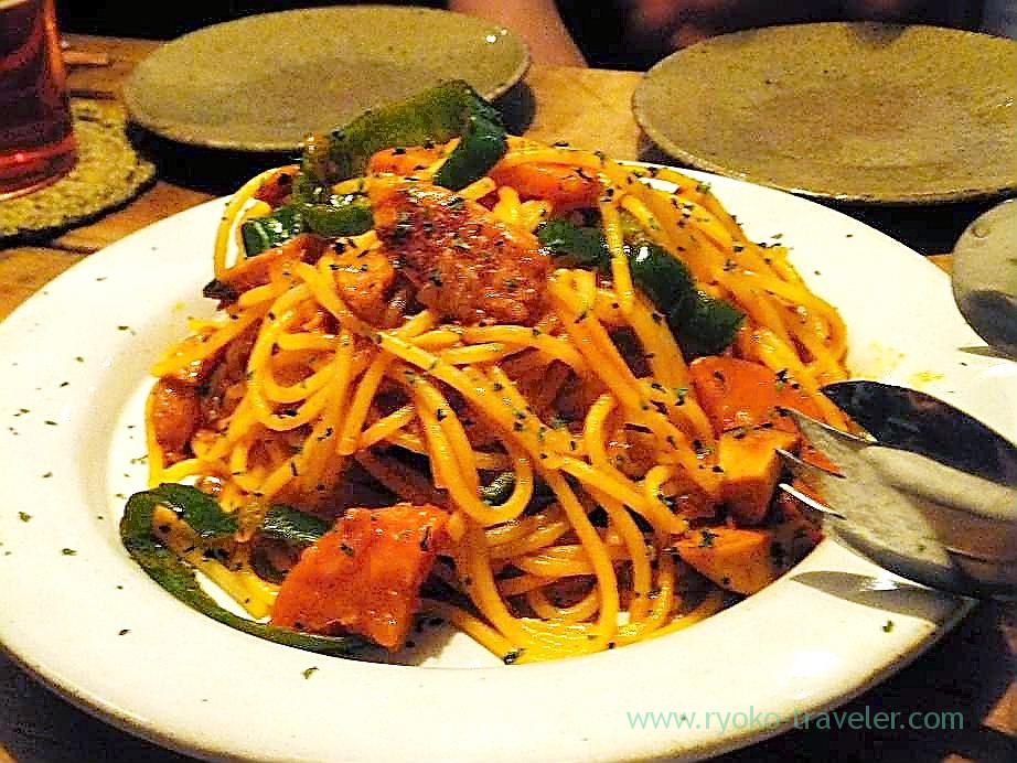 Napolitan spaghetti, Rupurin (Ginza)