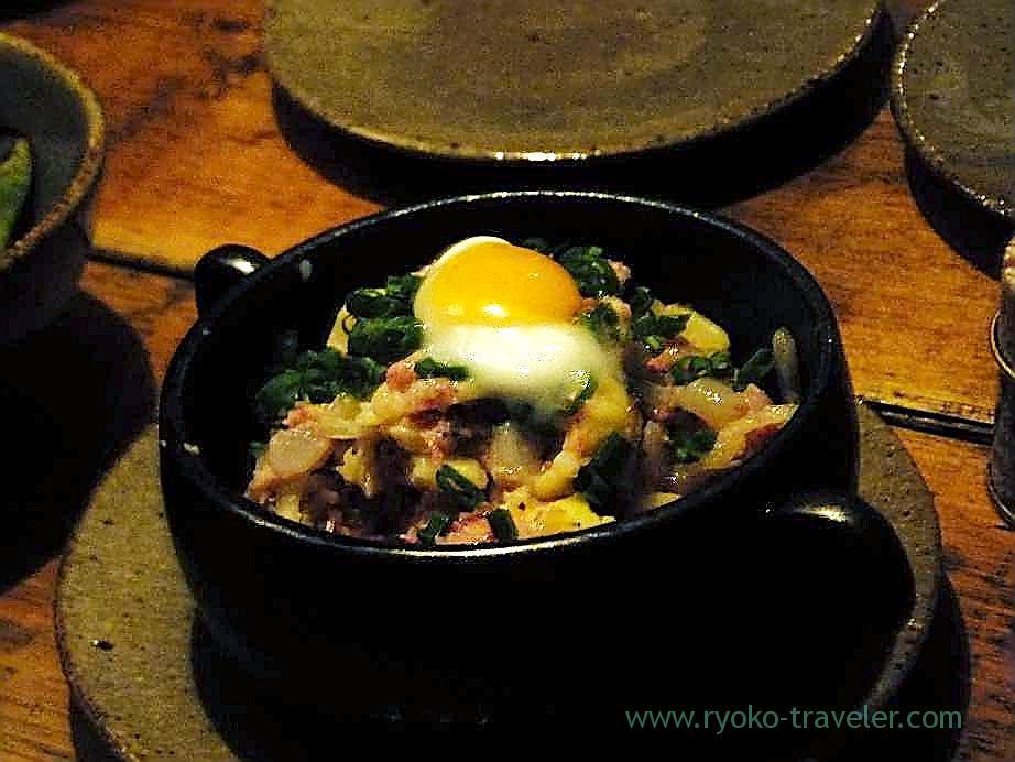 Potato salads, Rupurin (Ginza)