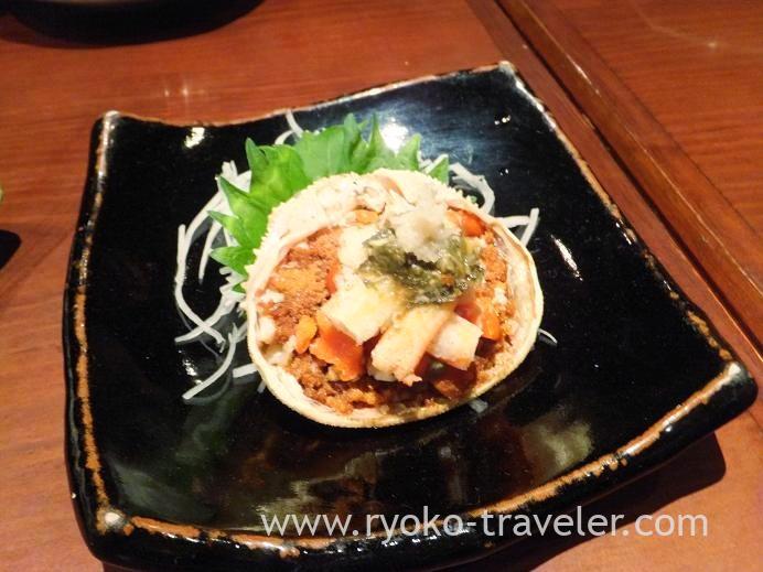Special seikogani, Yamadaya (Tsukiji)