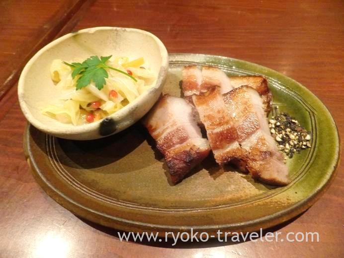 Yamadaya bacons, Yamadaya (Tsukiji)