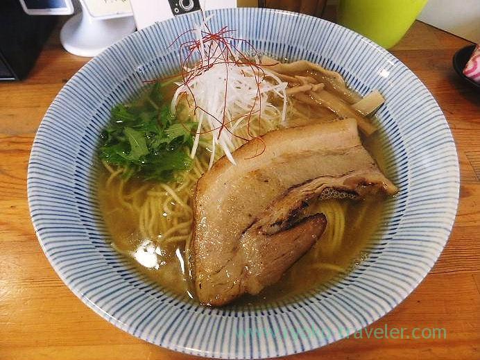 Ramen, Touka (Yotsuya-sanchome)
