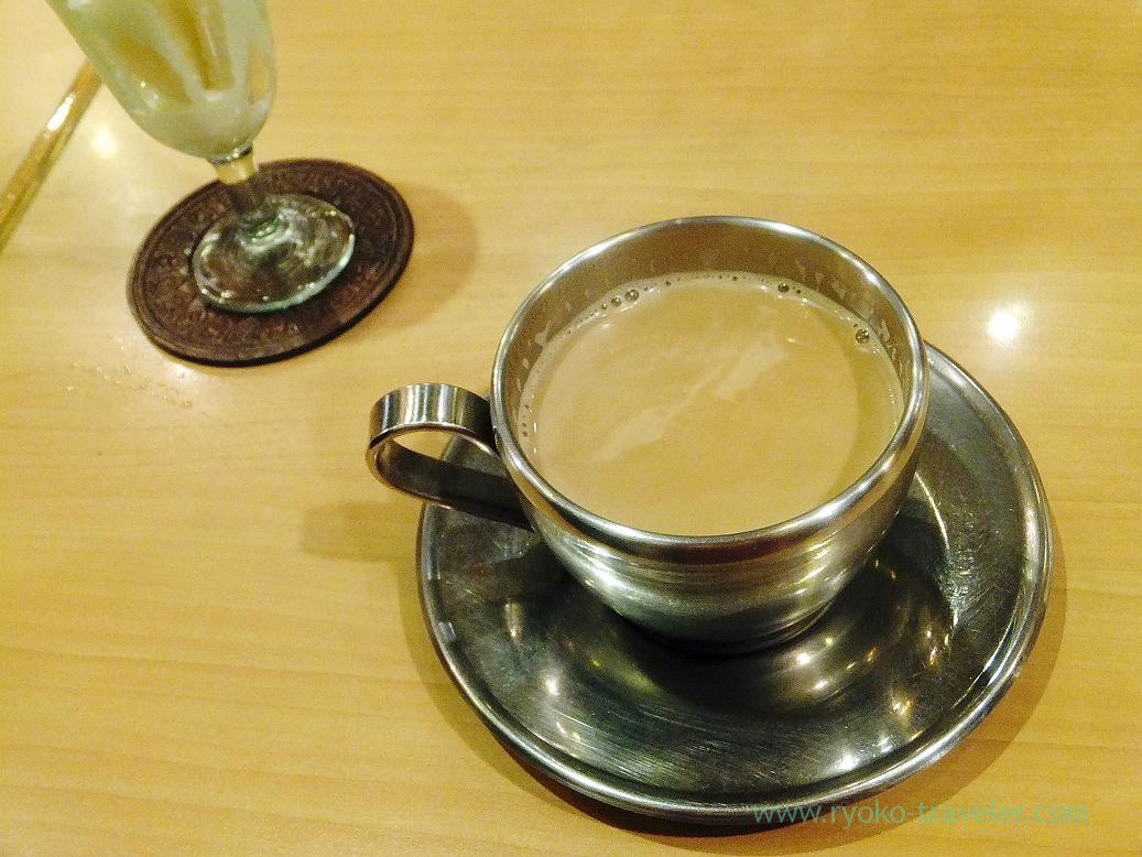 Chai, Curry restaurant Shiba (Inage)