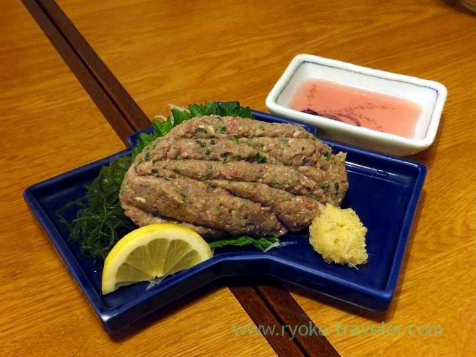 Sardine namerou, Funakko (Higashi-Funabashi)