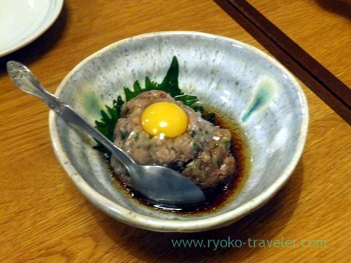 Sardine yukhoe, Funakko (Higashi-Funabashi)