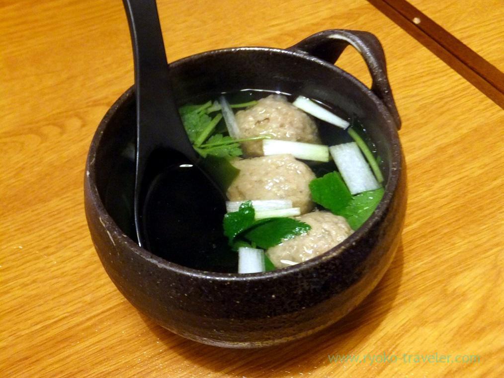 sardine soup, Funakko (Higashi-Funabashi)