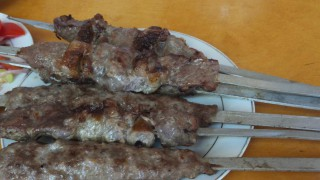 Trip to Uzbekistan 2011 Summer – the 2nd day, Lunch, Bukhara