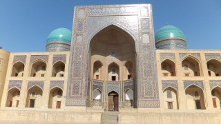 Trip to Uzbekistan 2011 Summer – the 2nd day, Sightseeing at evening, Bukhara