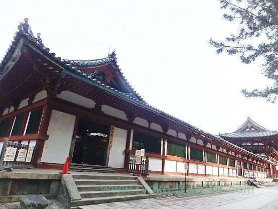 Main hall, Todaiji temple (Nara)
