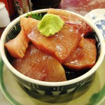 Tsukiji Market : Taste of winter – Winter yellowtail (米花)