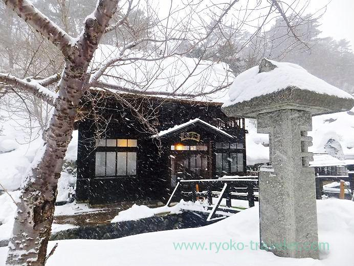 batu hut, Tamagoyu, Takayu onsen (Tamagoyu 2013)