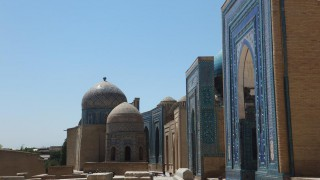 Trip to Uzbekistan 2011 Summer – the 4th day, Shakhi-Zinda compound, Samarkand