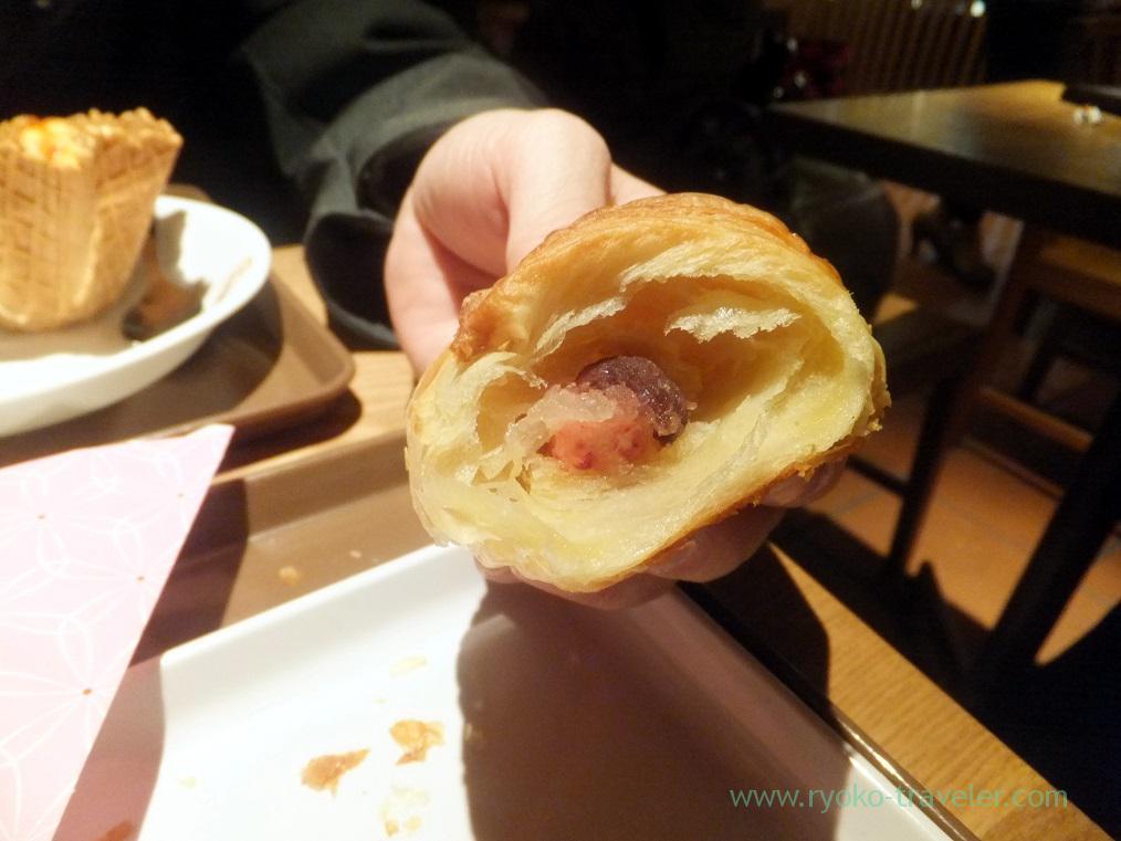 Anko in Choco cro, Saint Marc cafe Morisia Tsudanuma branch(Tsudanuma)
