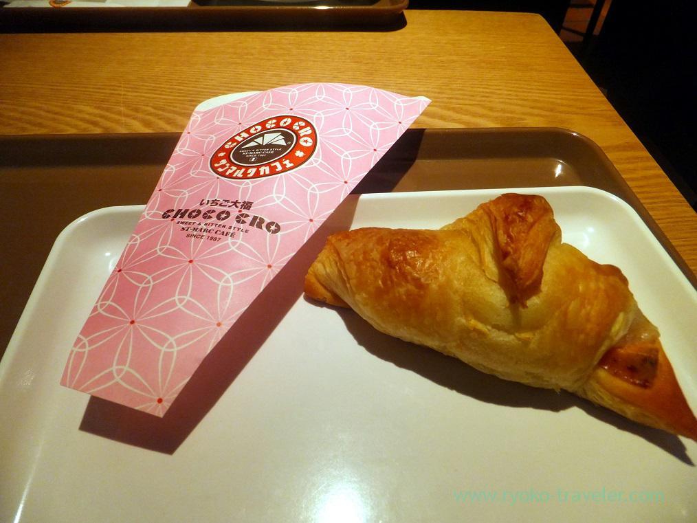 Choco cro, Saint Marc cafe Morisia Tsudanuma branch(Tsudanuma)