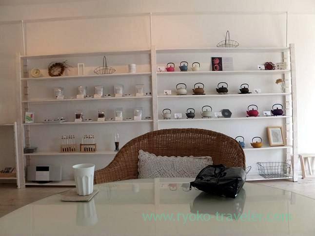 Interior, cafe Roimu (Nasu Shiobara)