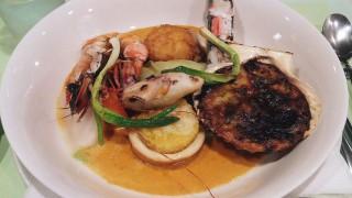 Higashi-Ginza : Bouillabaisse at Persil