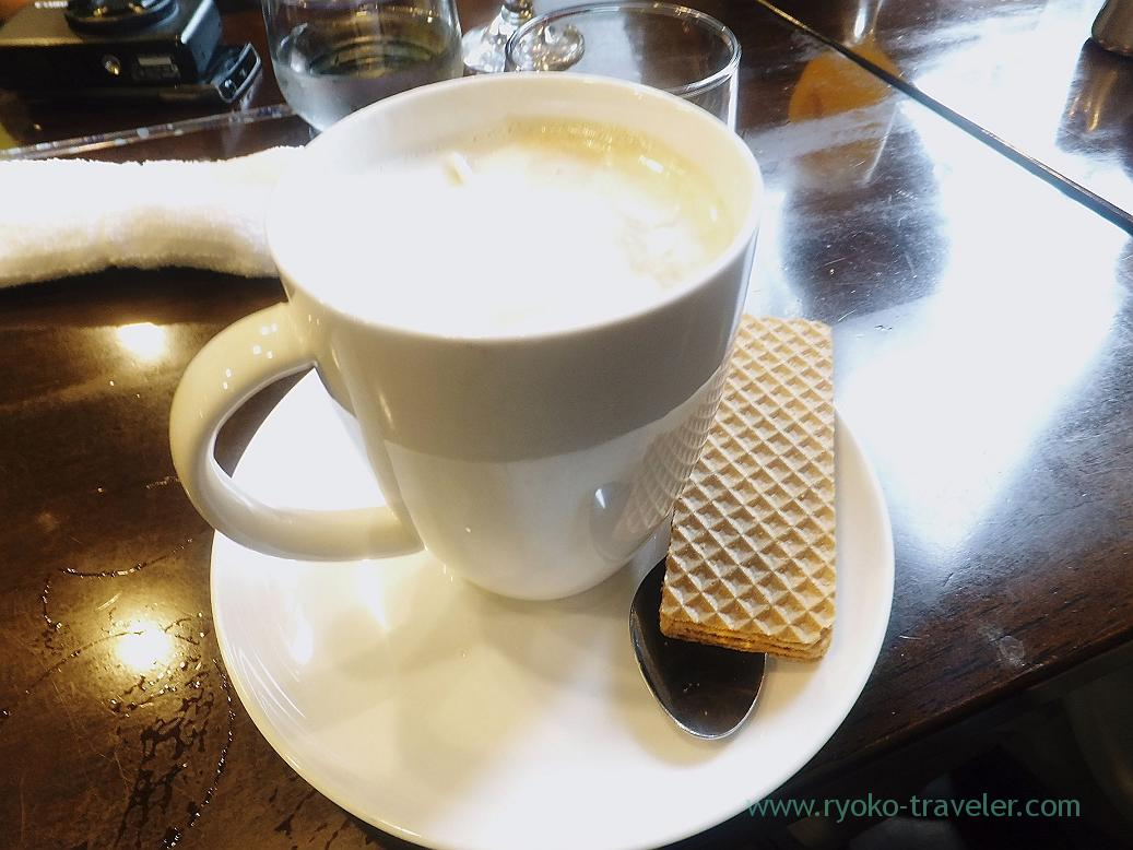 Cafe au lait, Four season (Tsukiji)