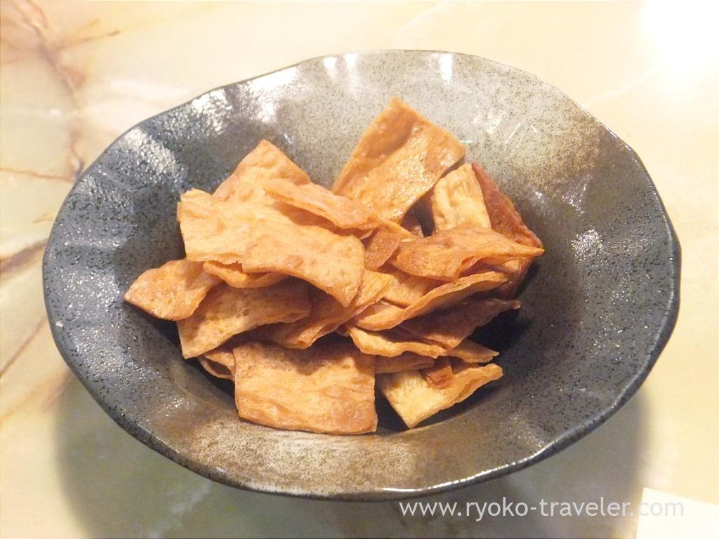 Cod chips, Kashigashira (Tsukiji)