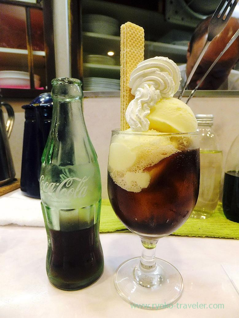 Coke float, Four seasons, Tsukiji