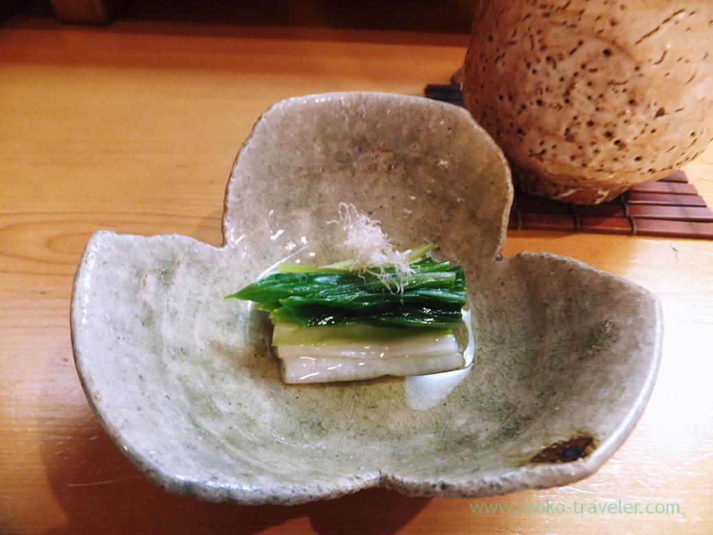 Hosta montana, Miyakozushi (Bakuro-Yokoyama)