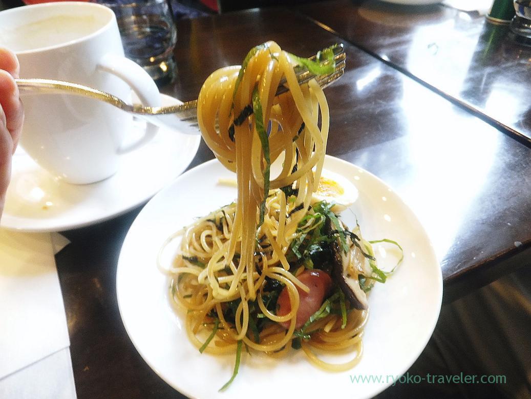 My Wafu-spaghetti, Four season (Tsukiji)