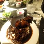 Ginza : Very black curry at Ginza Hisagi