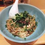 Ogawacho : Dandan noodles at Rashohan