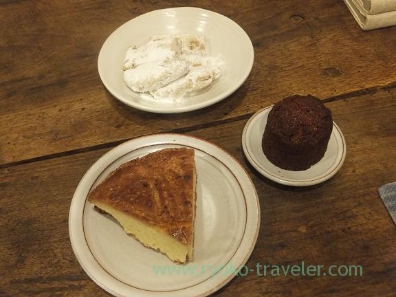 Baked sweets, CURA2, Kyodo