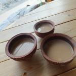 My first Pakistani dishes… (Kyodo)