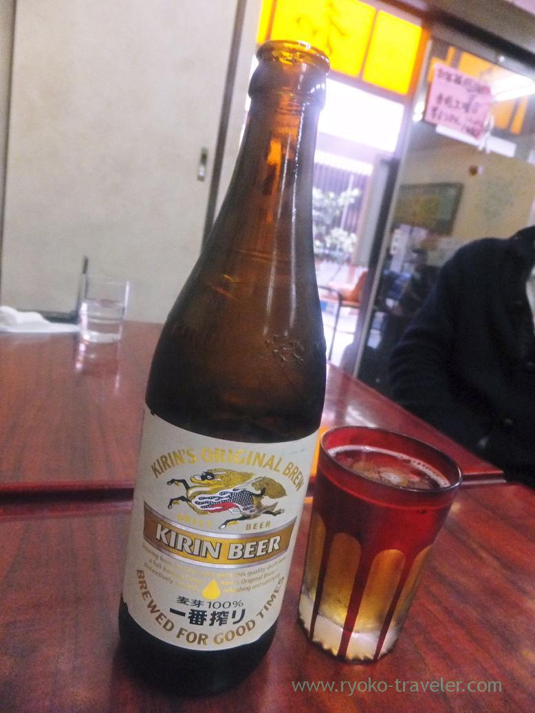 Beer, Funawa (Keisei-Tateishi)
