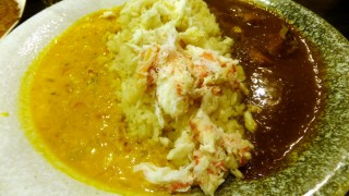 (Closed) Tokyo Skytree sta. : Bristly crab and turban shell curry party at Kareinaru curry