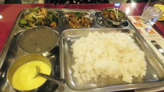 "Koiwa : ""Sansar"", Nepalese cuisine"