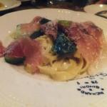 (Closed) Ginza : Italian Dinner at Yamagishi Shokudou (山岸食堂)