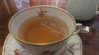 Herb tea at Ginza (Ginza)