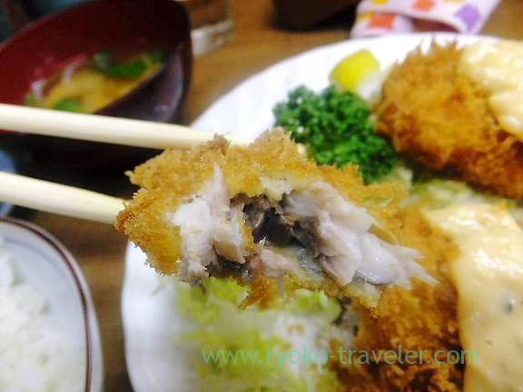 Horse mackerel fry, Odayasu (Tsukiji Market)