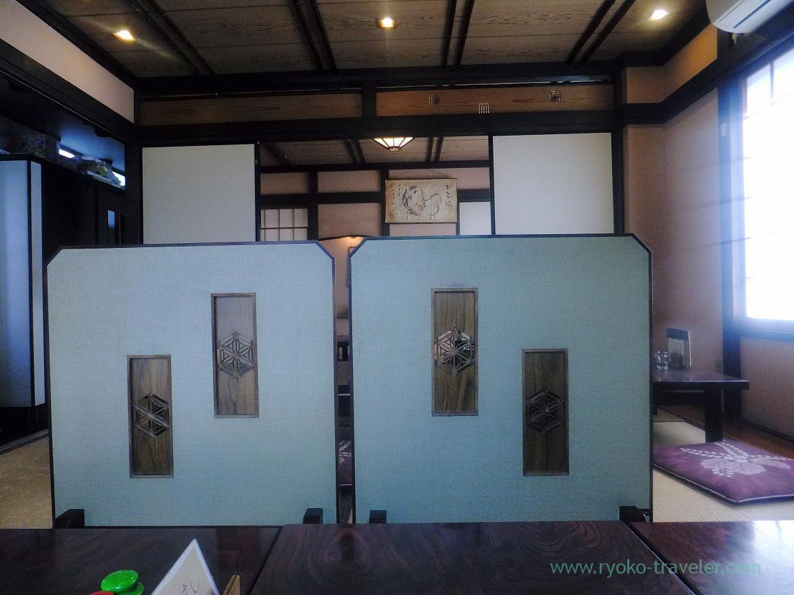 Interior, Otafuku (Kamagaya Daibutsu)