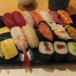 Ginza : Valuable lunch at Sushi Itsuki