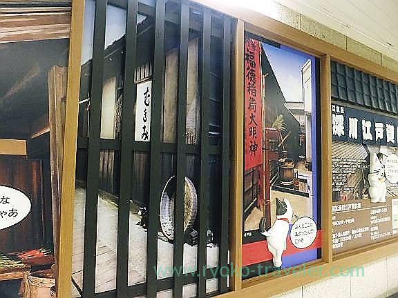 Kiyosumi shirakawa station